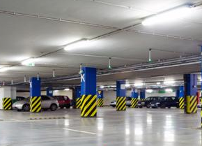 Energy Efficient Parking Garage